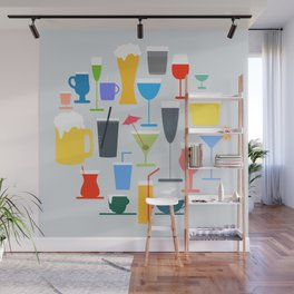 Time to Drink Wall Mural