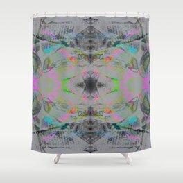 Kaleidoscope Kandy 1.1 Shower Curtain