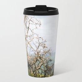 Irish cliffs Travel Mug