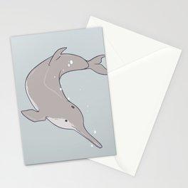 Baiji Dolphin Stationery Cards