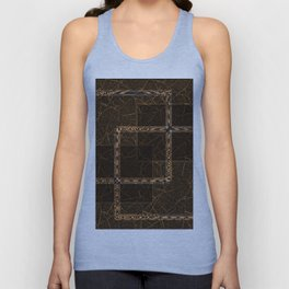 Abstract grunge background. Unisex Tank Top