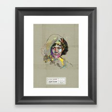 Aretha Franklin - Soul Sister | Soul Brother Framed Art Print