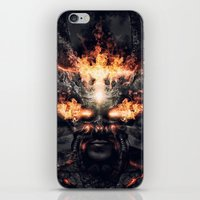 diablo iPhone & iPod Skins featuring Diablo by dracorubio