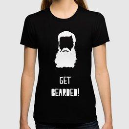 Get Bearded T-shirt