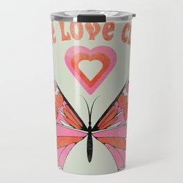 Welcome To The Love Club Travel Mug