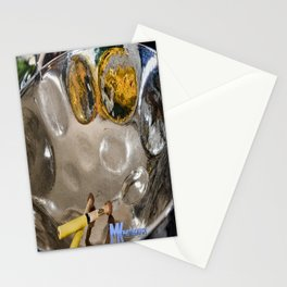 The Steel Pan Stationery Cards