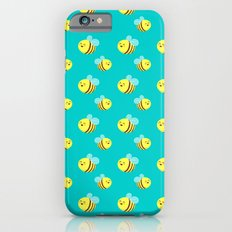 Bees - Pattern Slim Case iPhone 6s