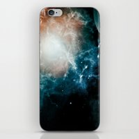 universe iPhone & iPod Skins featuring Universe by nicky2342