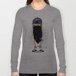 Jeff Norbit by Czee13 Long Sleeve T-shirt
