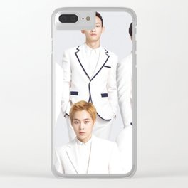 EXO5 Clear iPhone Case
