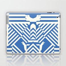 In The Line Laptop & iPad Skin