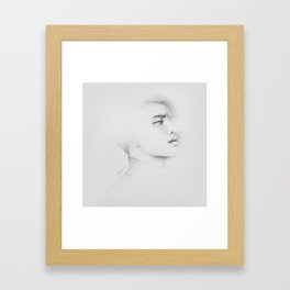 In my dreams you are a part of me. P1 Framed Art Print