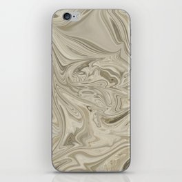 Desert Clay Marble iPhone Skin