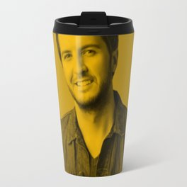 Luke Bryan Travel Mug