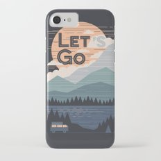 Let's Go iPhone 7 Slim Case