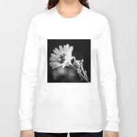 frozen Long Sleeve T-shirts featuring frozen by Bonnie Jakobsen-Martin