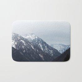 Mountains Austria Bath Mat