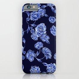 Porcelain Floral iPhone Case