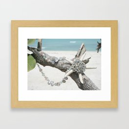 """Be A Star!"" Couture in Aruba Framed Art Print"