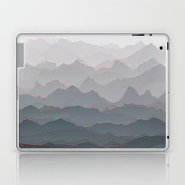 Mountains of Madness I Laptop & iPad Skin