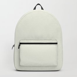 Simply Cream Backpack