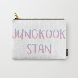 Jungkook Stan Carry-All Pouch