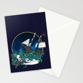 That Ship has Sailed Stationery Cards