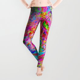 More Play with Color Leggings