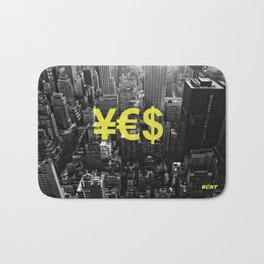 YES NYC Bath Mat