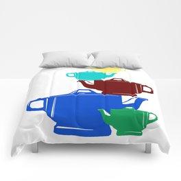 Favoriteware Stacked Pots Comforters