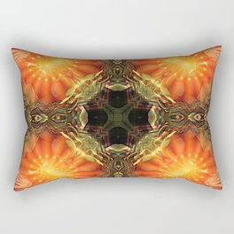Manifest Sacred Flame Activation Rectangular Pillow