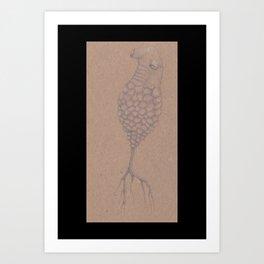 Specimen #13a (flora) Art Print