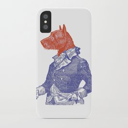 General Dog iPhone Case