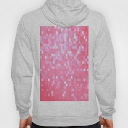 Bubblegum Pink Pixel Sparkle Hoody