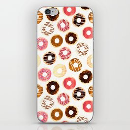Donuts For Days iPhone Skin
