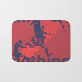 all or nothing Bath Mat
