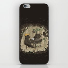 Forestal Sounds iPhone Skin