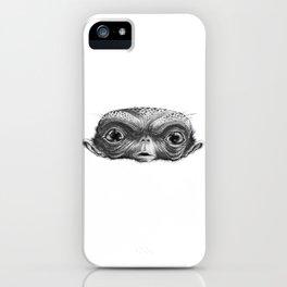 Big Eye Frank iPhone Case