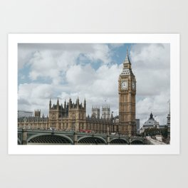 London, England 11 Art Print