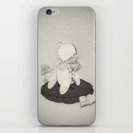 Introvertion iPhone Skin