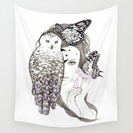 NightOwl Wall Tapestry