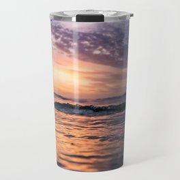 Purple Refelction Travel Mug
