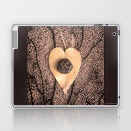 Heart Leaf Laptop & iPad Skin
