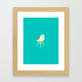 Classic chairs No.1 Framed Art Print