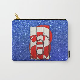 POLAND - Glitter Carry-All Pouch