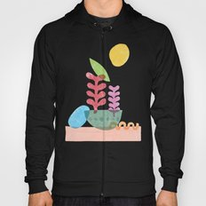 Still Life with Egg & Worm Hoody