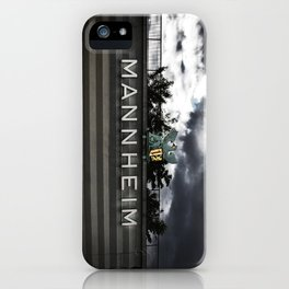 Mannheim iPhone Case