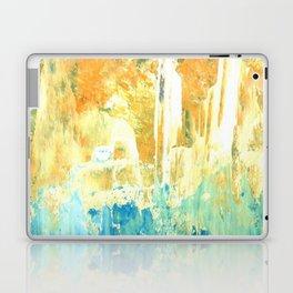 Tangerine Fire (Abstract) Laptop & iPad Skin