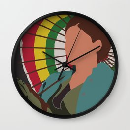 Firefly Kaylee Minimalist Wall Clock