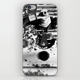 The Spark is Gone iPhone Skin